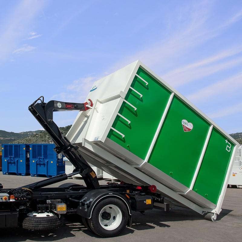 Attrezzatura scarrabile SCA senza sfilo da 3 a 26 ton