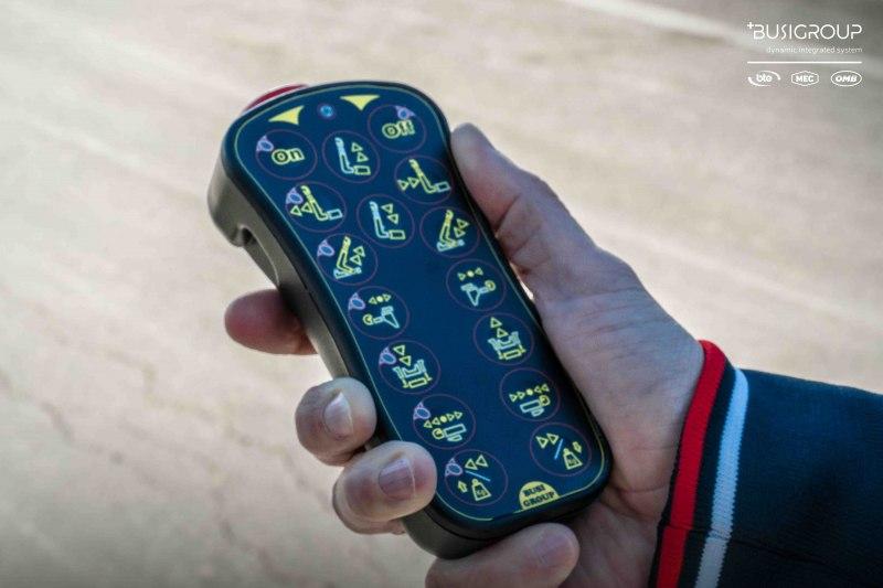 Pulsantiera Wireless