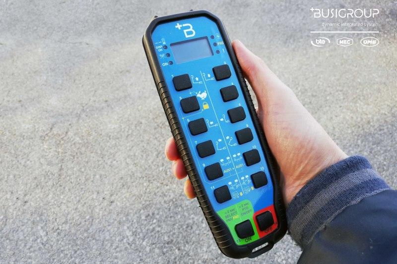 Pulsantiera Wireless 4.0